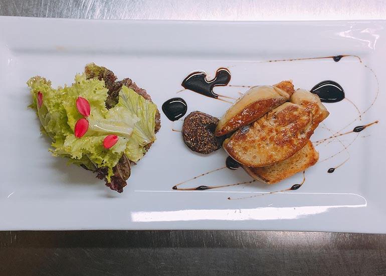 Foie Gras from Lemuria