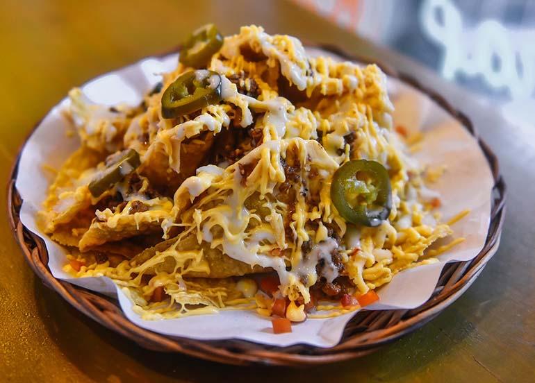 solo nachos