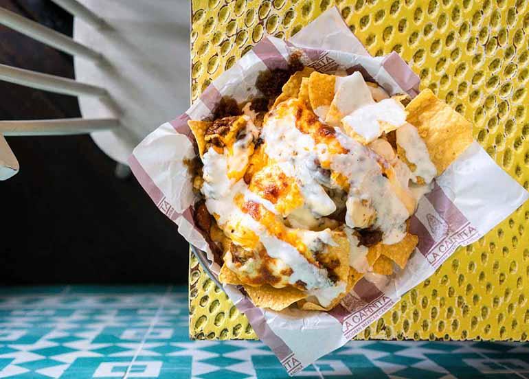 nachos ala bomba