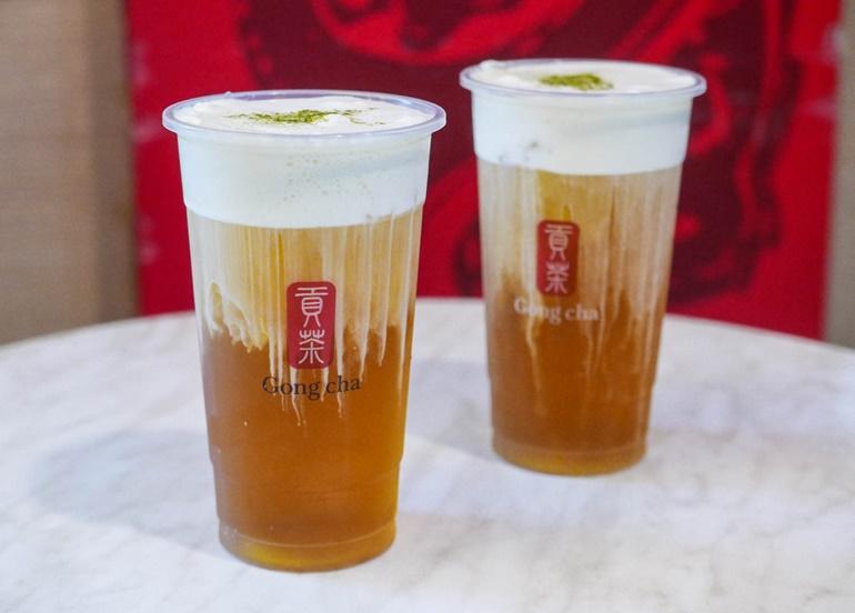 GC Alisan Milk Tea