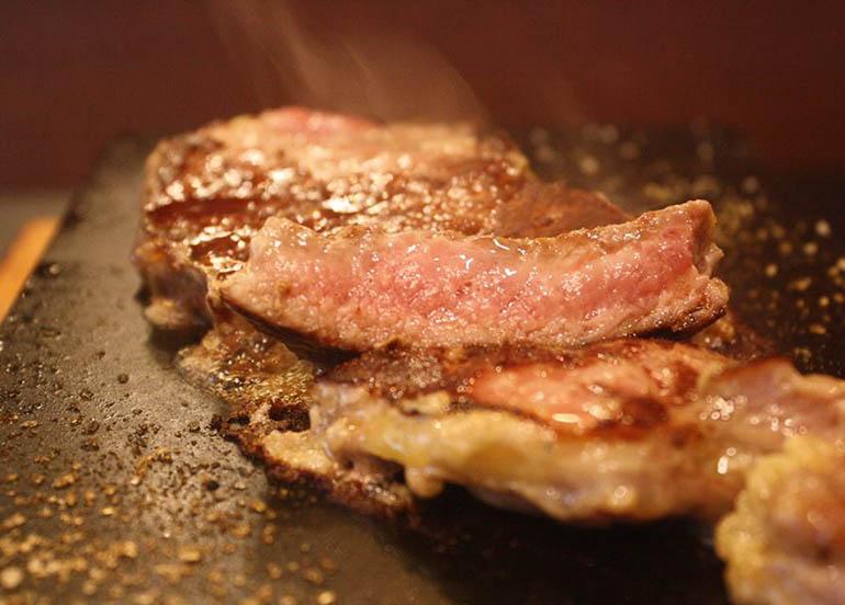 Stone-Grill Series steaks from Sear Steak Scullery