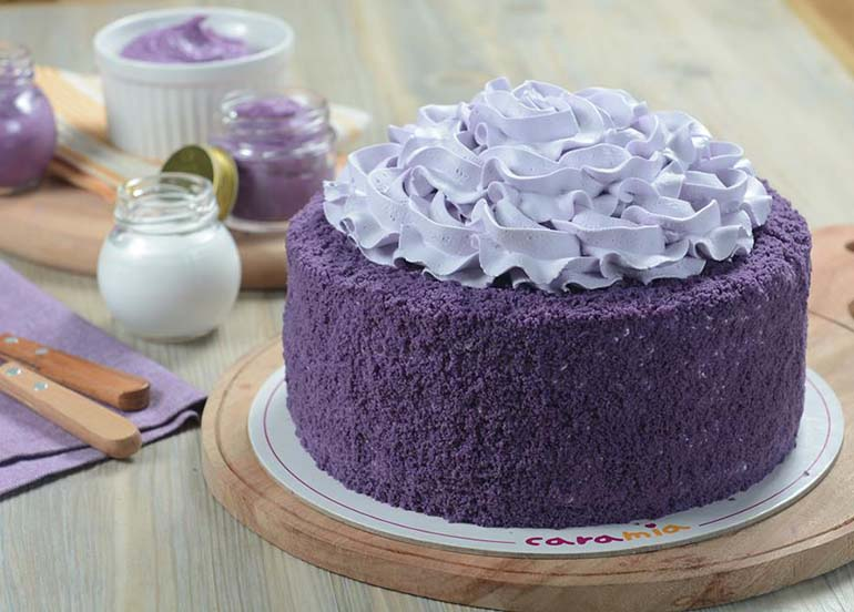 ube-cake-with-purple-frosting
