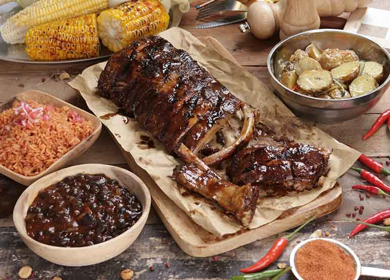 Ribs from Gringo