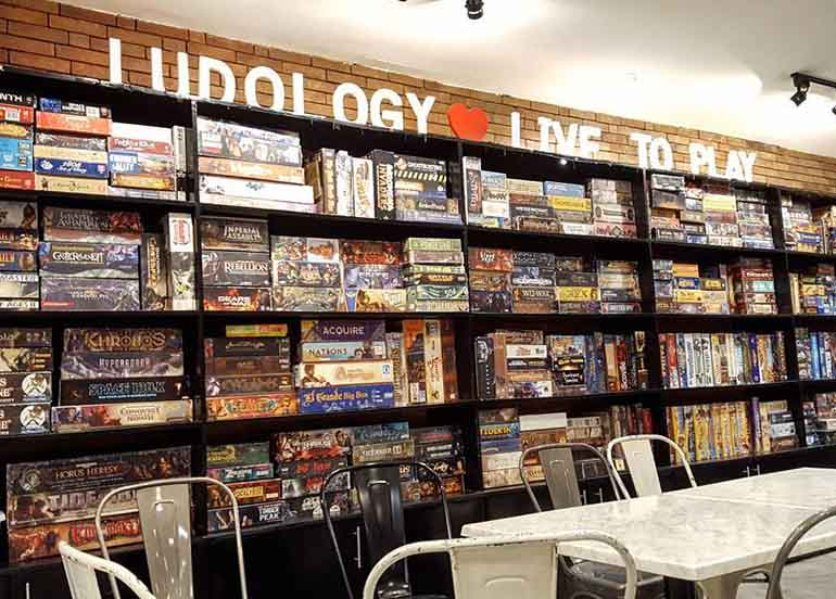 Board Games from Ludo