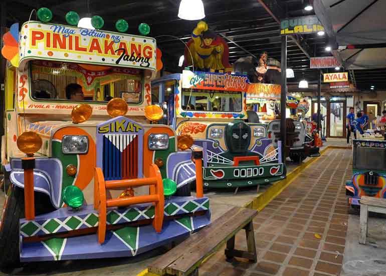 Gerry's Jeepney Interiors