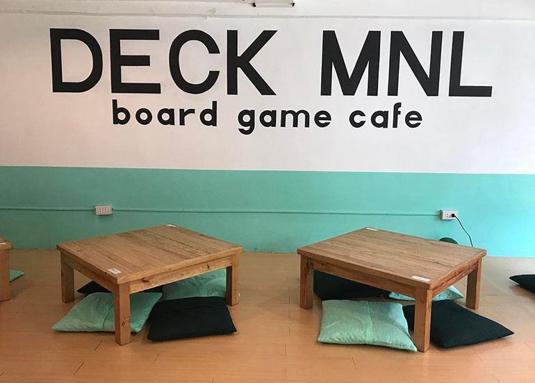 Deck MNL interiors