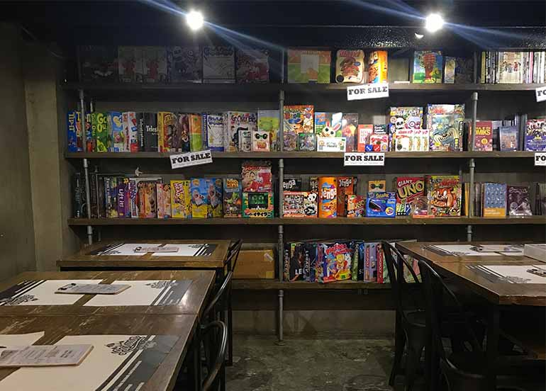 Board Games and Interiors from Laruan ATBP