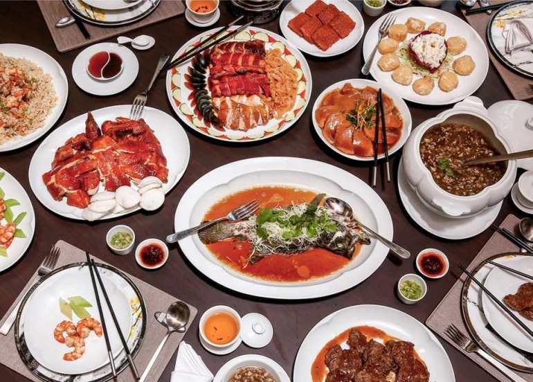 man ho chinese food