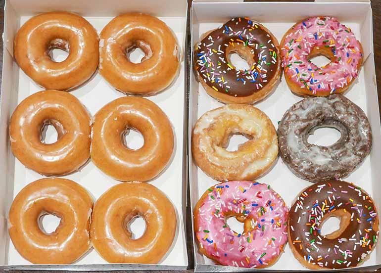 dozen-dougunuts