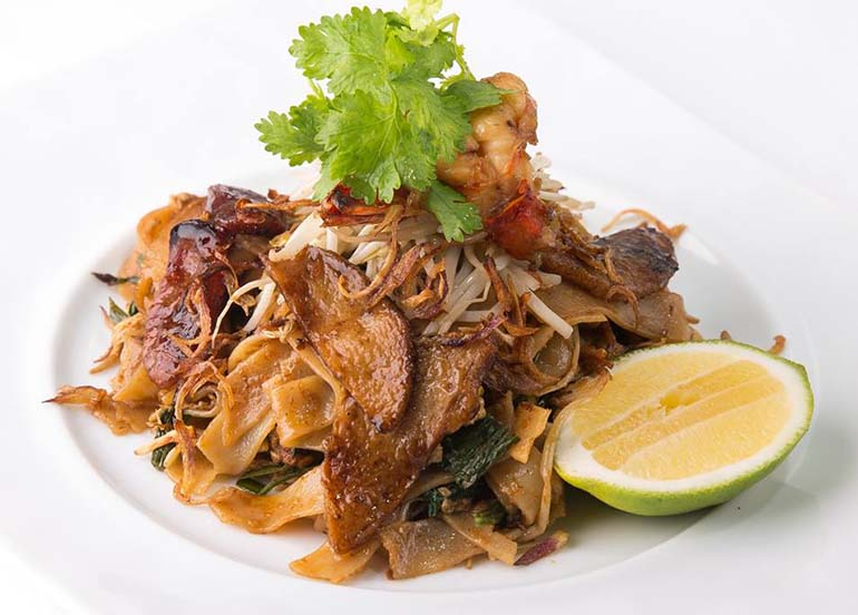 Char Kway Teow from Red Ginger