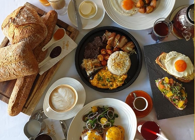 caviar restaurant, fine dining restaurants in alabang