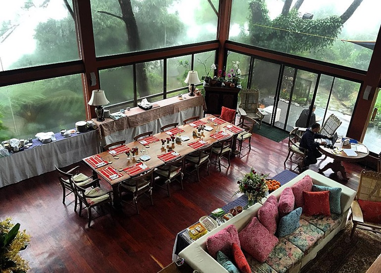 16 Romantic Restaurants in Baguio for Your Next Out of