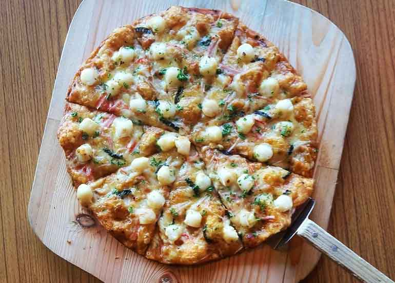 Scallop Primo by Shakey's Philippines