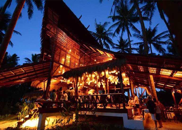 Harana Surf Resort Exteriors