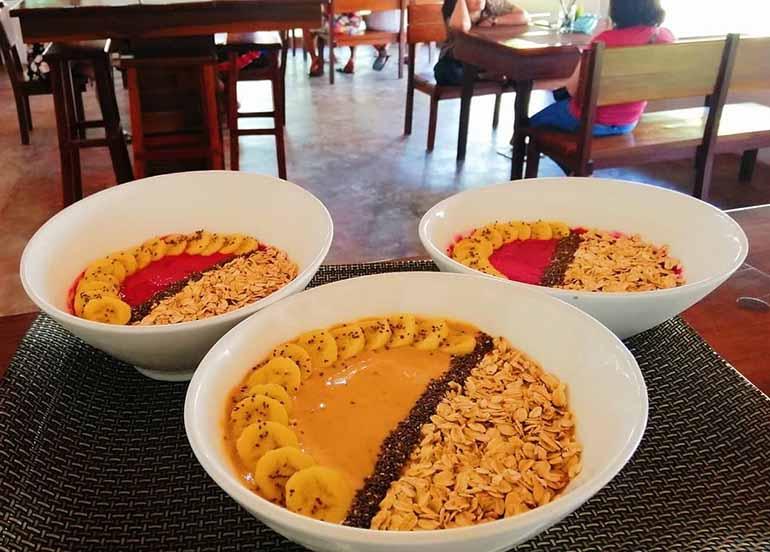Happitaya and Peanut Butterfly Bowl from Arka Hayahay