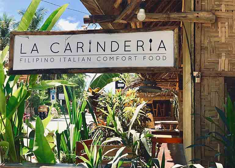 La Carinderia Outsider