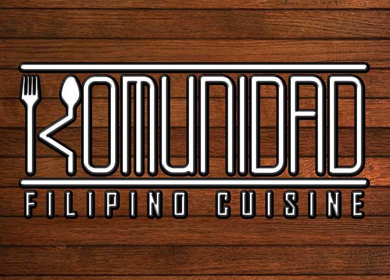Komunidad Filipino Cuisine Logo