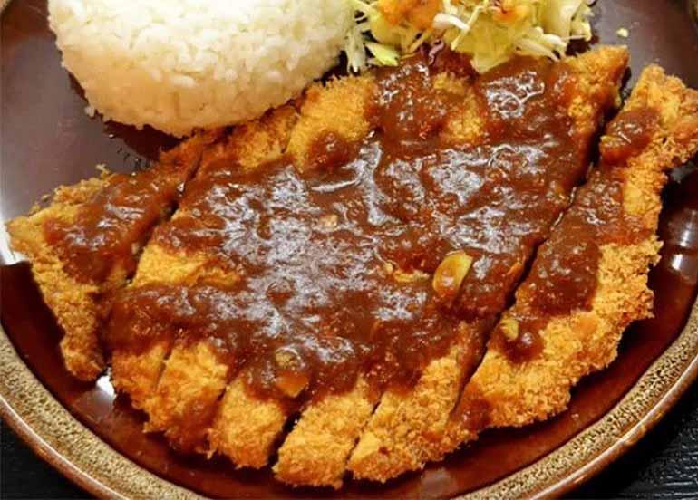 Katsu Meal from Ichiro Japanese Restaurant
