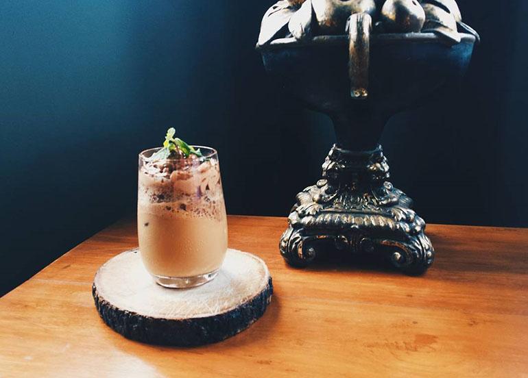 Cafe Voi La in Tagaytay Coffee