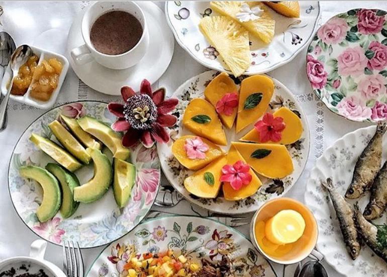 sonya's garden tagaytay flower dishes