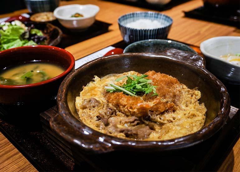 Hitsumabushi from Yayoi
