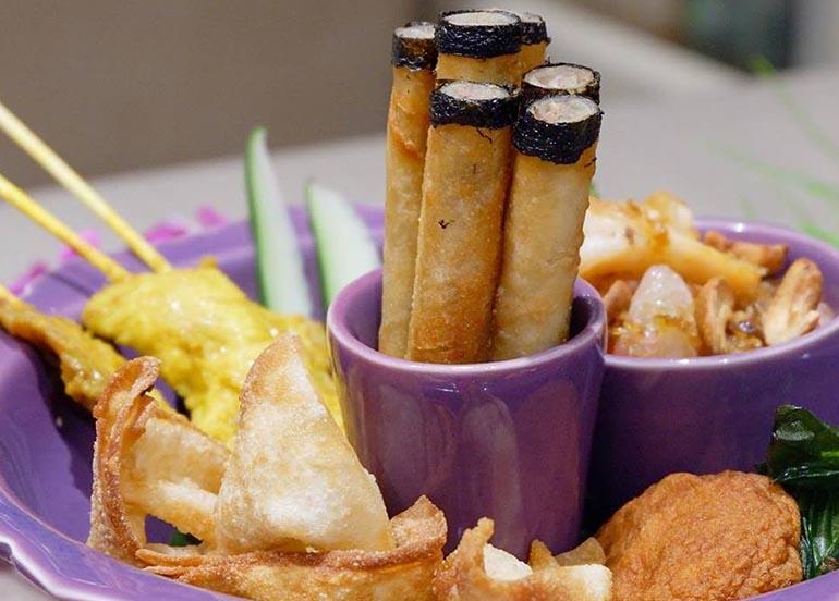 Finger Food from Nara Thai, SM Megamall