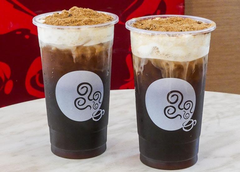 Gong Cha Milk Brown Sugar from Gong Cha, Greenbelt