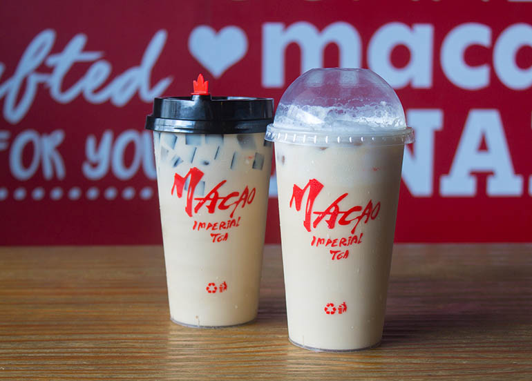 White Mocha from Macao Imperial Tea