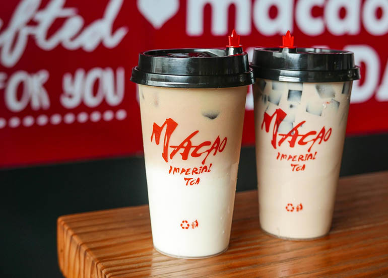 Macao Premium Coffee from Macao Imperial Tea
