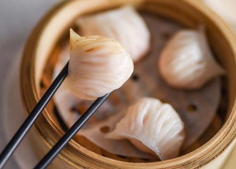 tim ho wan, hakaw, dimsum, chinese food