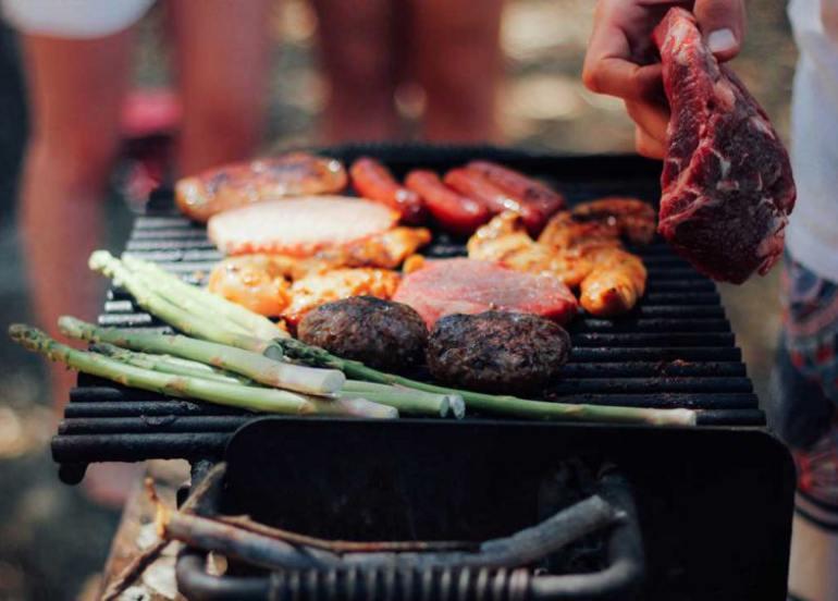 australian barbecue grill