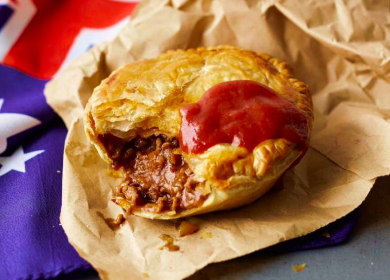 meat pies australian food