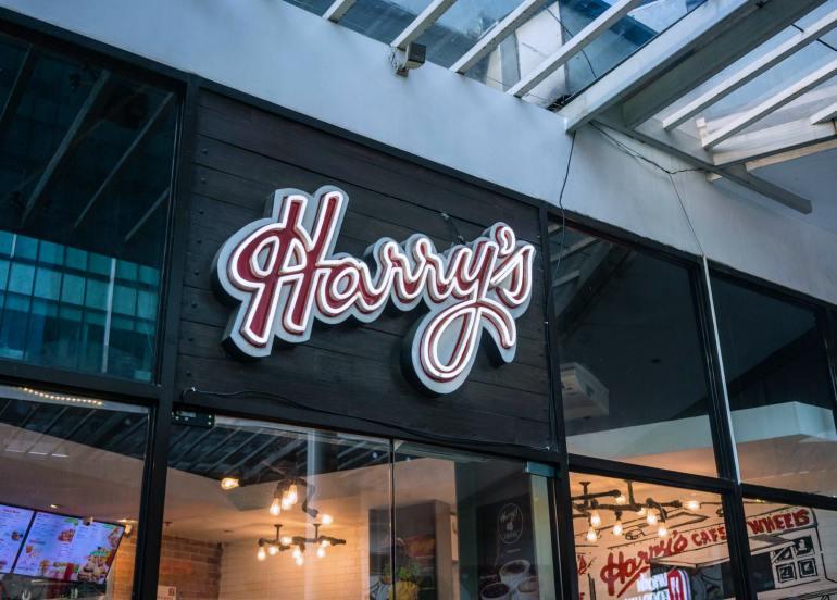 harry's australian cuisine