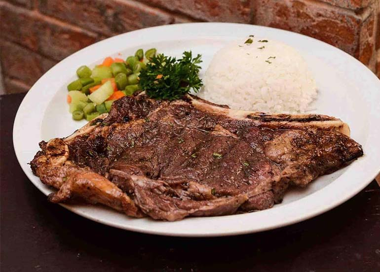 Cowgirl Annie from Brickfire Oven-Roasted Steaks & Chops
