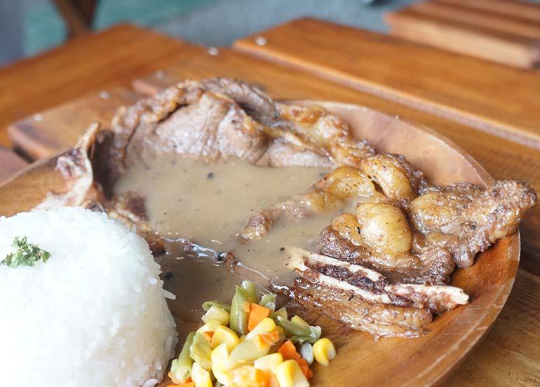 Steak from Frankensteaks