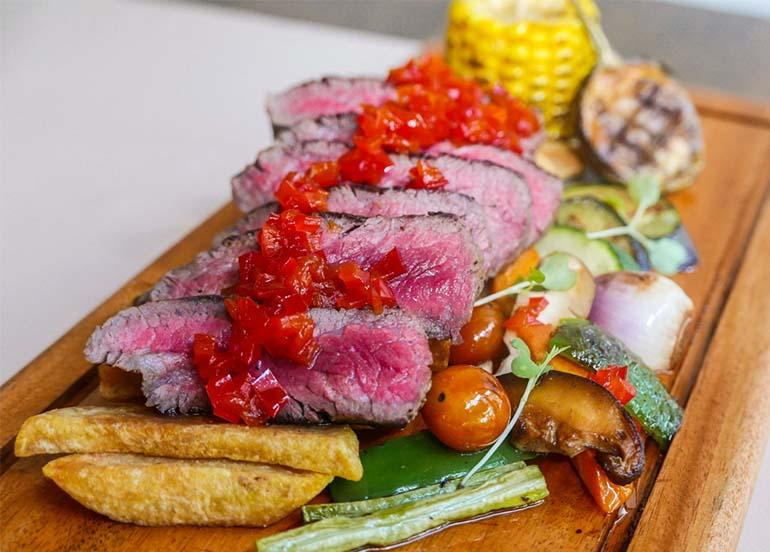 Wagyu Steak from Akrotiri