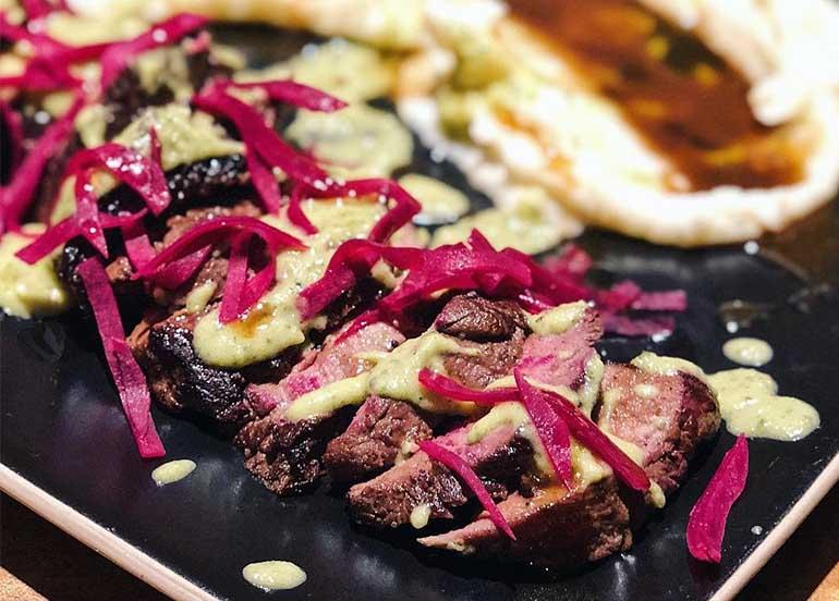 Steak from La Spezia MNL