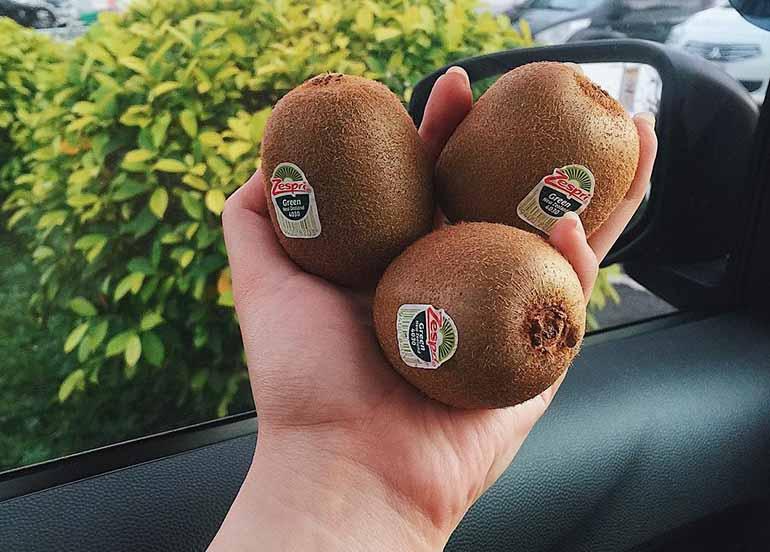 Freshly Picked Kiwi