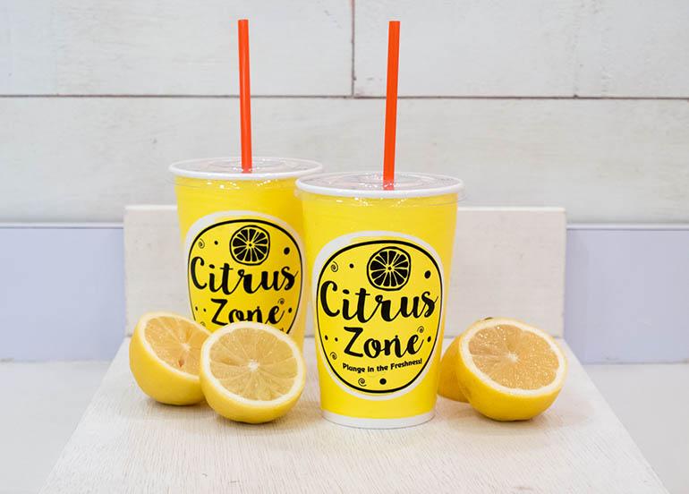 Lemon Drink from Citrus Zone