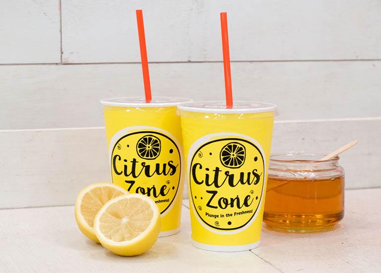 Honey Lemon from Citrus Zone
