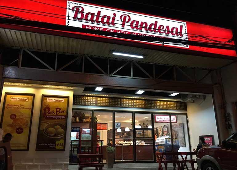 Balai Pandesal facade