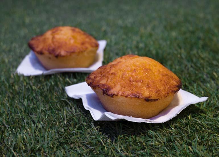 Cheesy Muffin from Balai Pandesal
