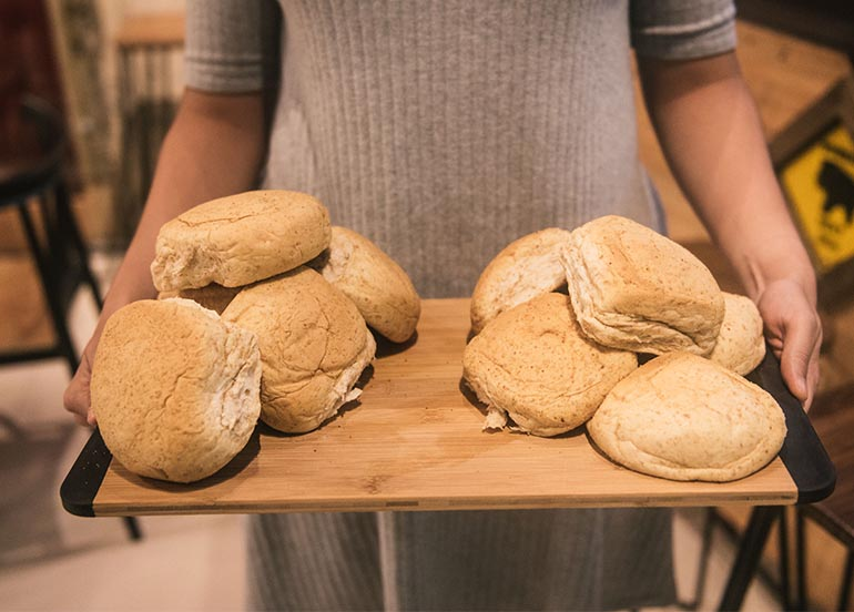 Classic Filipino Breads: Pandesal, Kalihim, and More!