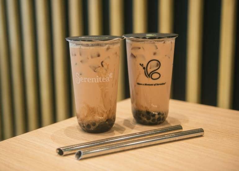 serenitea menu, best milk tea metro manila