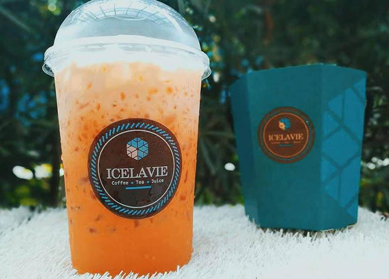 Thai Milk Tea from Icelavie
