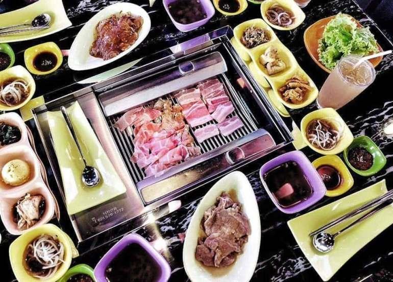 kpub, samgyupsal, korean barbecue, bgc restaurants