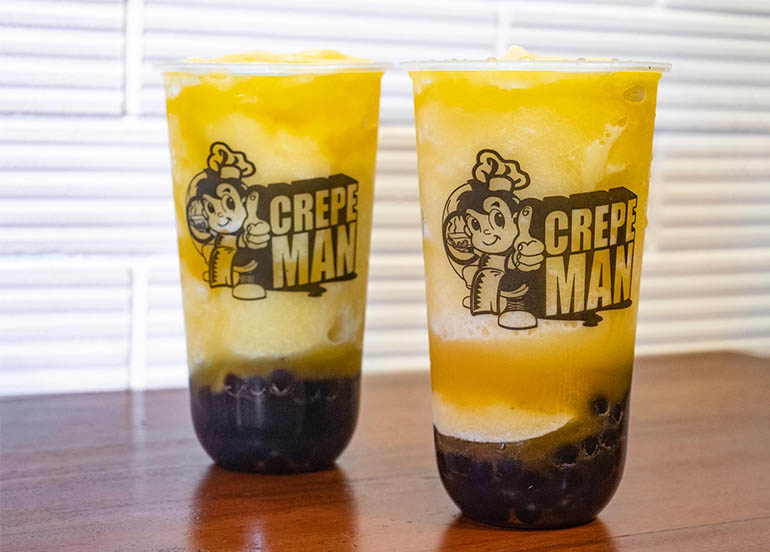 Yocca Smoothie from Crepeman