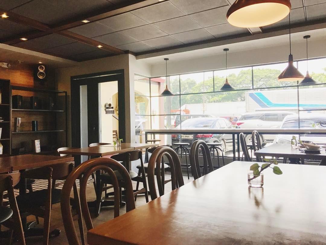TOSH Cafe Interiors