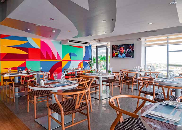 Milagritos by TRYP Hotel Interiors