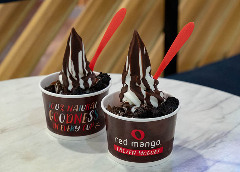 Exclusive: Buy 1 Get 1 Medium Choco Loco Froyo at Red Mango